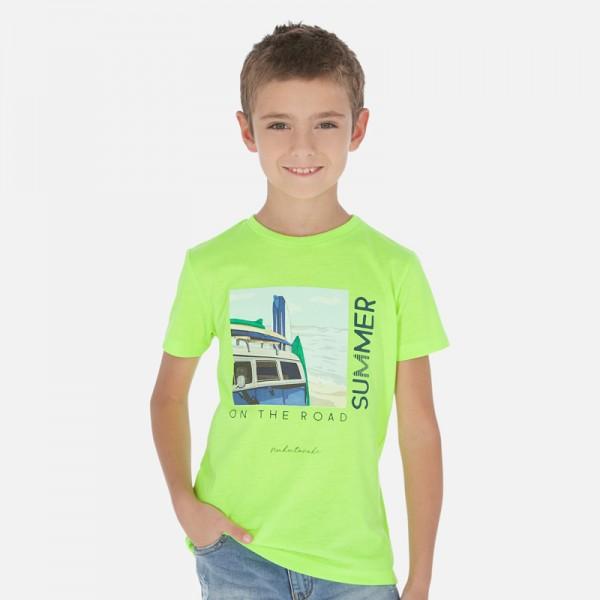 """Тениска """" summer"""" за момче"""