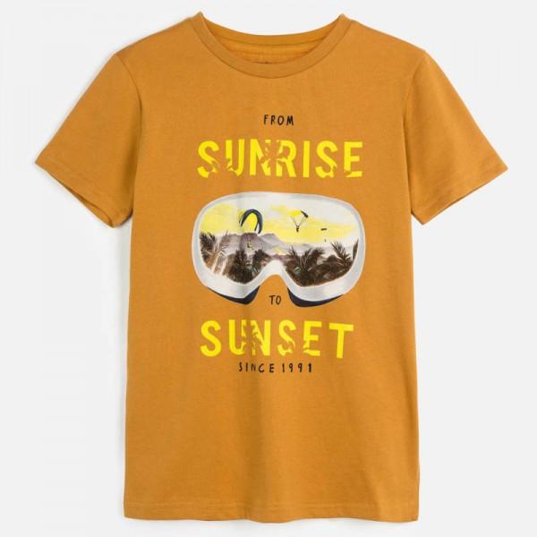 """Тениска  """"Sunrise"""" за момче - тийн серия"""