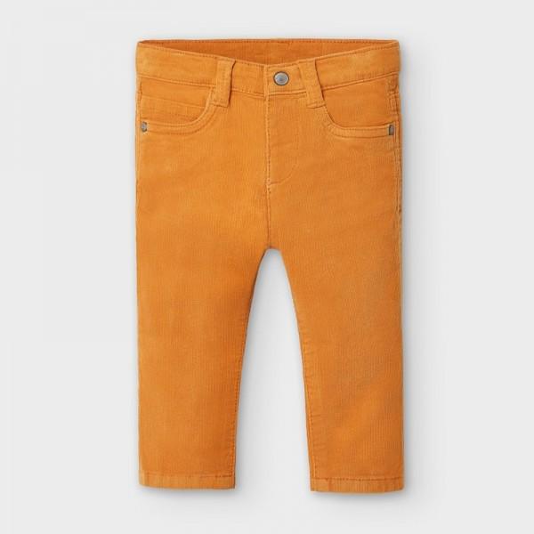Панталон риб кадифе /slim fit /