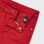 Панталон slim fit с джобове за момче