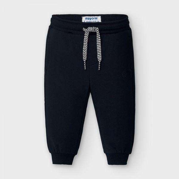 Спортен панталон с маншети за бебе момче