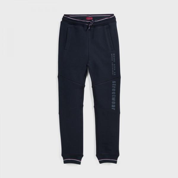 Спортен еластичен панталон за момче