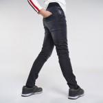 Дънков панталон тип jogger за момче