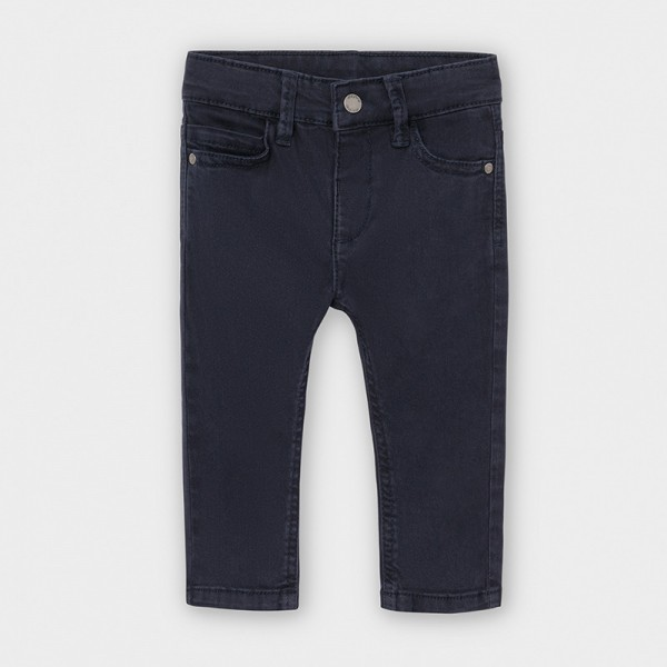 Дълъг панталон slim fit за бебе момче