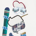 Блуза play with ski за бебе момче