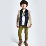 Цветен панталон slim fit за момче