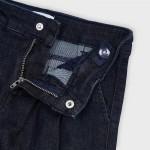 Дънков панталон 7/8 дължина за момиче
