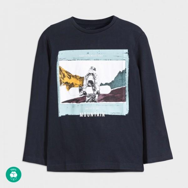 "Блуза за момче "" MOUNTAIN "" - тийн серия"