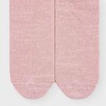 Плътен гладък чорапогащник за новородено момиче