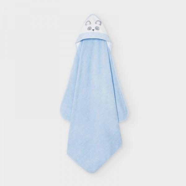 Хавлия с декоративни мотиви за бебе