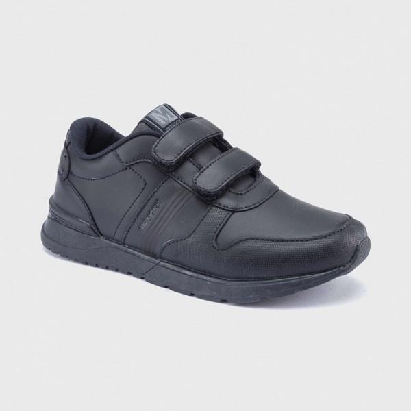 Спортни обувки за училище с велкро за момче - тийн серия