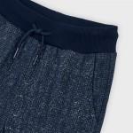 Панталон с щампи за момче