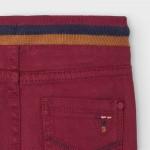 Дълъг панталон с цветни ленти на талията за бебе момче