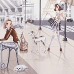Рокля Париж за момиче