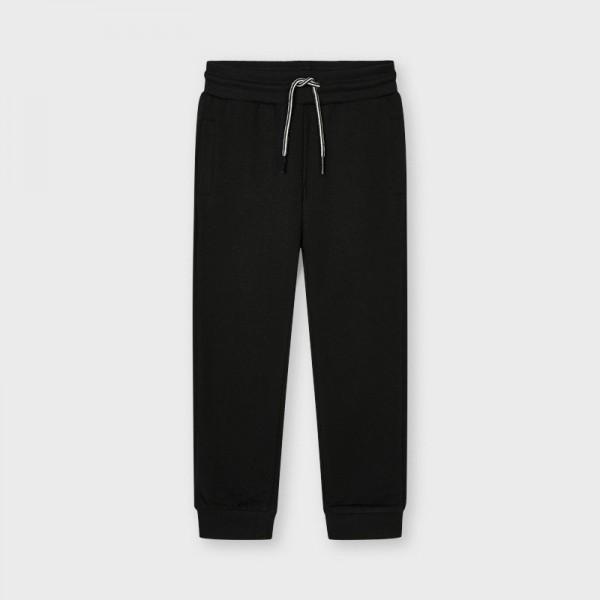 Спортен панталон с еластични маншети за момче