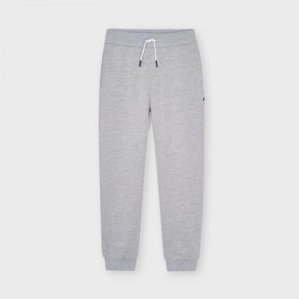 Спортен панталон за момче с еластични маншети-тийн серия