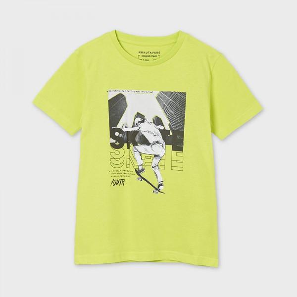 Тениска ECOFRIENDS skater за момче