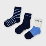 Трицветни чорапи за момче