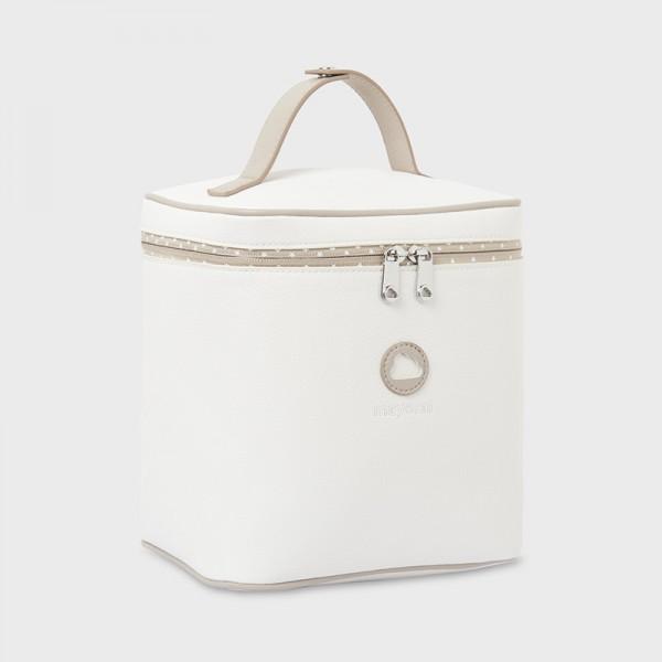 Хладилна чанта за бебе с детайл лого