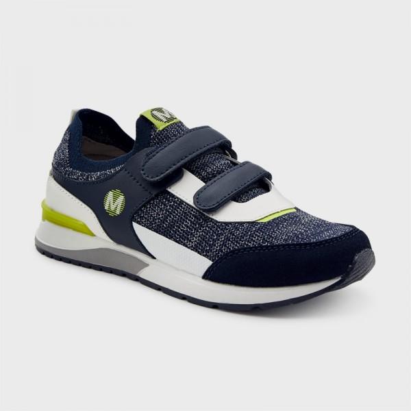 Трикотажни спортни обувки за момче-тийн серия