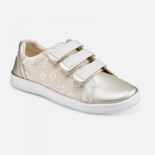 Спортни обувки с дантела за момиче-тийн серия
