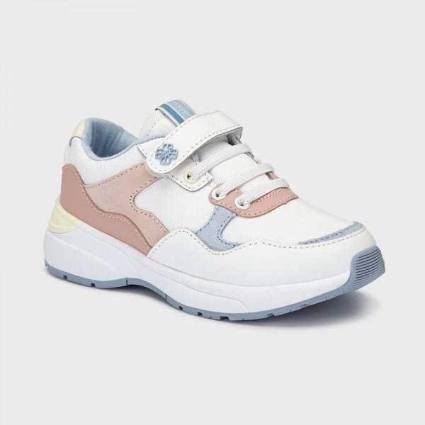 Комбинирани спортни обувки за момиче