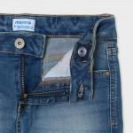 Къс дънков панталон Ecofriends за момиче-тийн серия