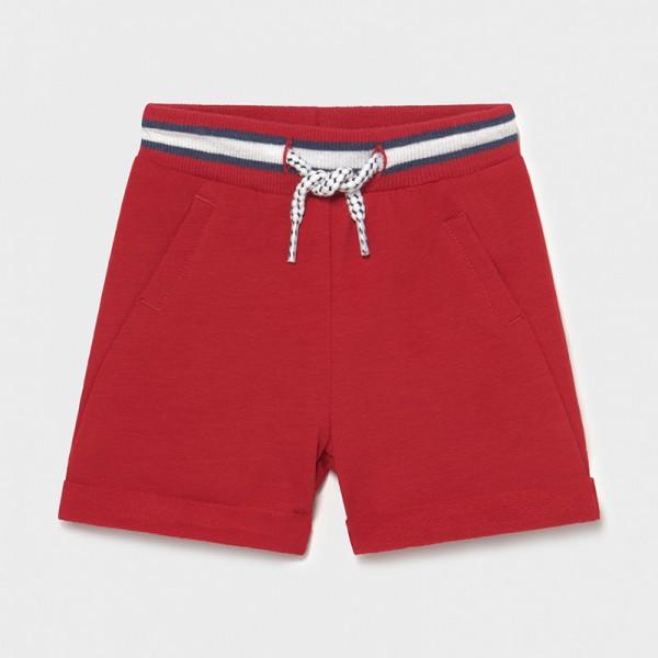 Къси спортни панталонки  за новородено момче