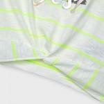 Тениска YES с възел за момиче
