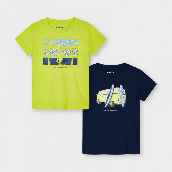 Комплект от 2 тениски sound  за момче