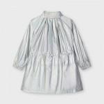 Метализирано яке против вятър за момиче