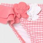 Комплект от 2 броя бански за бебе момиче