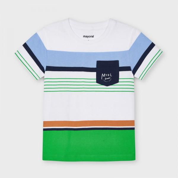 Тениска на райета  за момче