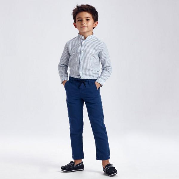 Панталон лен туил