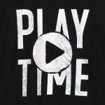 Тениска с къс ръкав Play Time