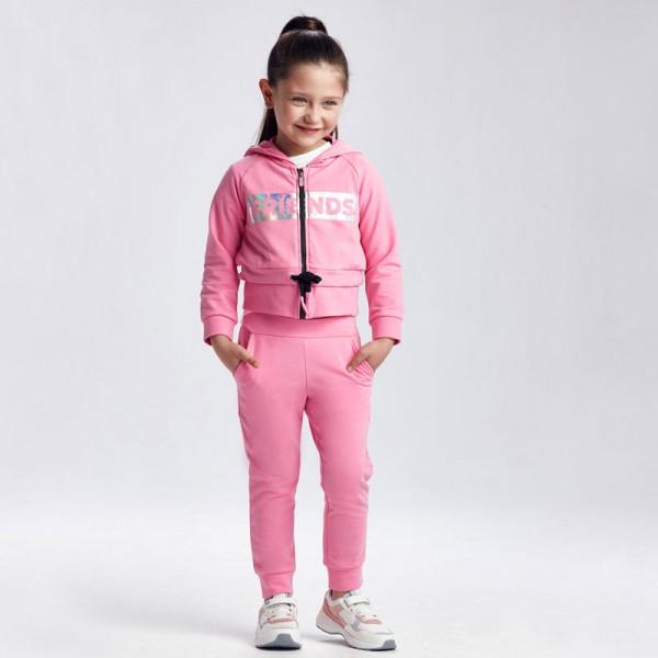 Анцуг с 2 панталона за момиче