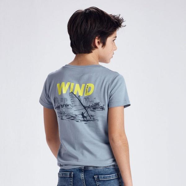 Тениска surfing с къс ръкав ECOFRIENDS