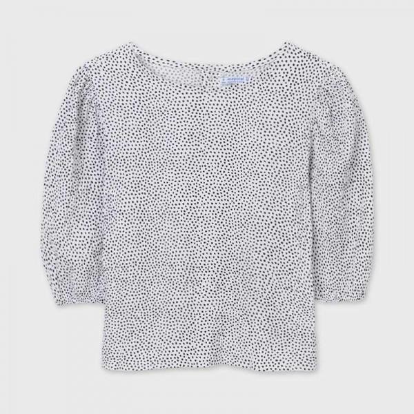 Блуза на точки за момиче-тийн серия