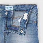 Къс дънков панталон Ecofriends за момиче