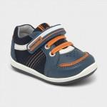 Многоцветни спортни обувки Първи стъпки за бебе момче