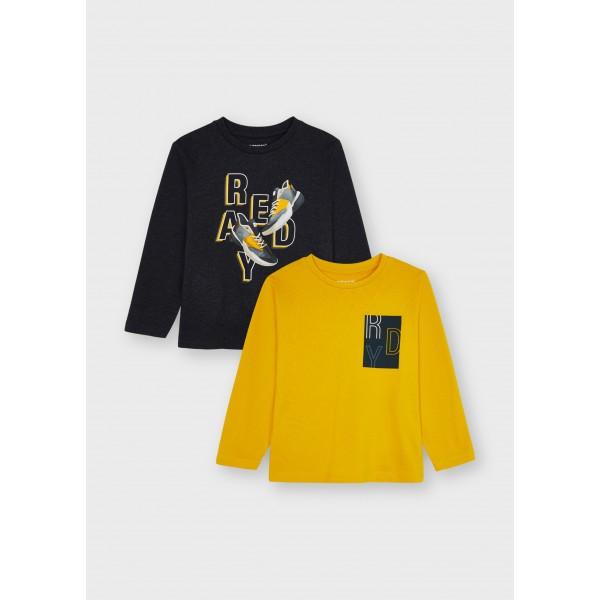 Комплект от 2 блузи ECOFRIENDS  ready за момче