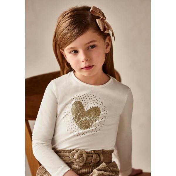 Блуза  ECOFRIENDS  за момиче Always