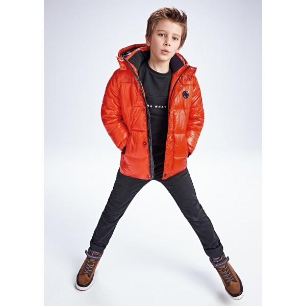 Дълъг дънков панталон ECOFRIENDS slim fit за момче