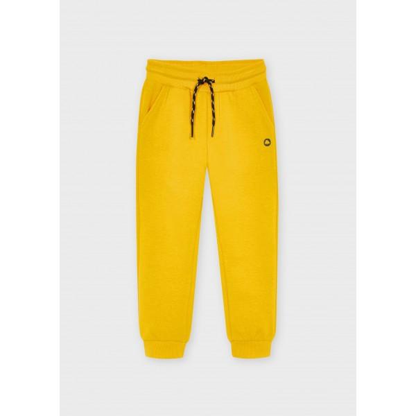 Спортен панталон  с ластични маншети за момче