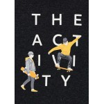 Анцуг в 3 части за момче с блуза с качулка Activity