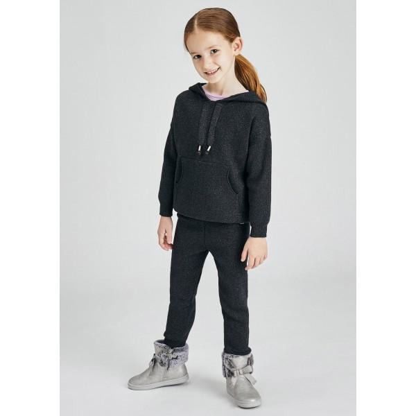 Спортен комплект с блуза за момиче