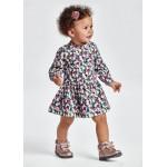 Цветна рокля ECOFRIENDS  за бебе момиче