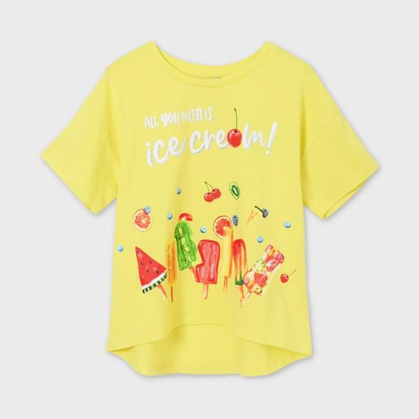 Тениска Ecofriends с графика