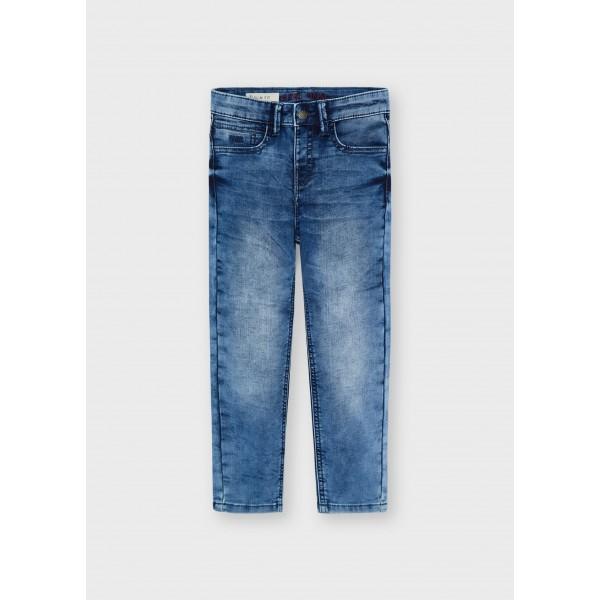 Дълъг панталон ECOFRIENDS soft denim за момче