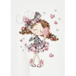 Комплект Cute ECOFRIENDS с 2 клина за момиче